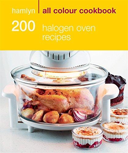 200 halogen oven recipes cook book