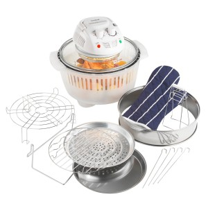 VonShef halogen oven accessories