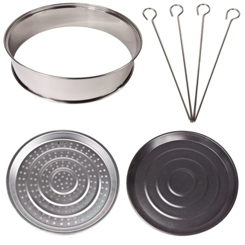Really Useful Halogen Oven Accessories to Help With Your Cooking
