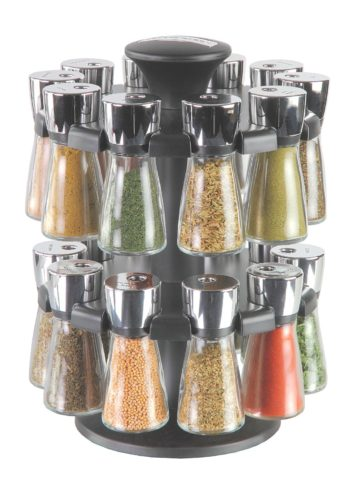 Carousel Spice Rack With Spices Included Review