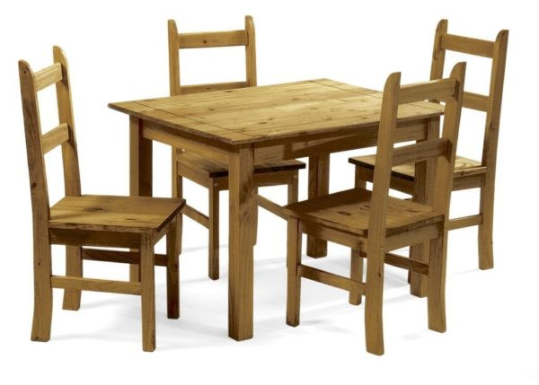 Green Forest Kitchen Dining Table