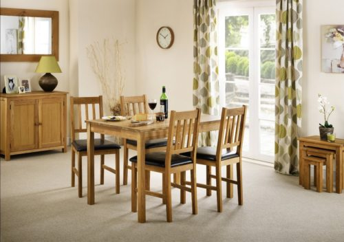 Quality Rectangular Kitchen Tables for Small & Medium Dining Spaces