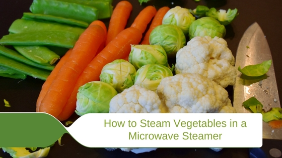 How to Steam Vegetables in a Microwave Steamer