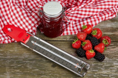 Andrew James Premium Jam & Sugar Cooking Thermometer