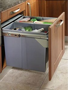 Pull Out Kitchen Waste Bins uk