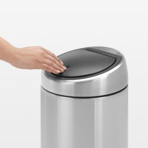 Touch Top Waste Bins UK