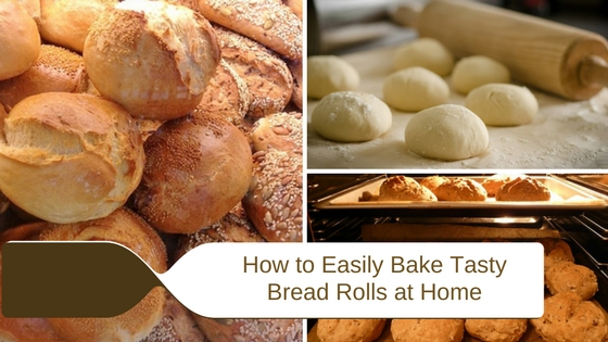 How to Easily Bake Tasty Bread Rolls at Home