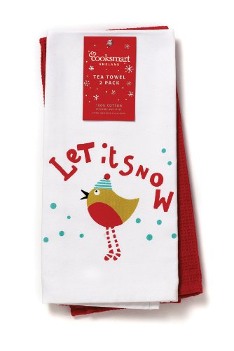 Creative Ways to Make & Use Christmas Tea Towels