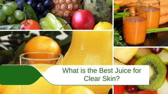 What is the Best Juice for Clear Skin?