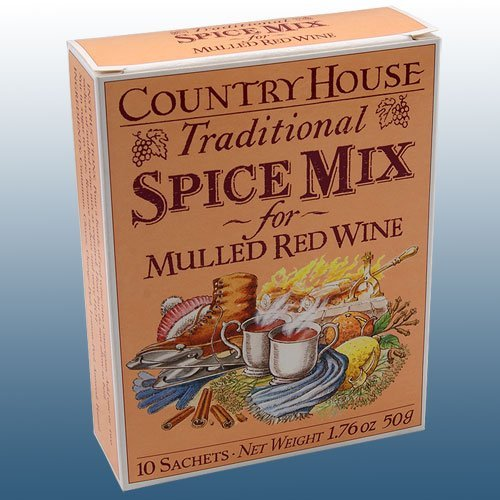 traditional mulled wine spices