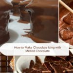How to Make Chocolate Icing with Melted Chocolate