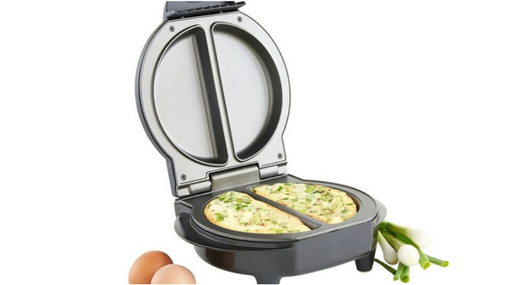 Use an Electric Omelette Maker to Make Perfect Omelettes