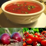 quick & easy tomato soup recipe with fresh tomatoes