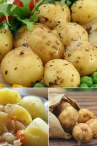 How to Cook Baby New Potatoes