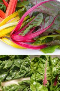How to Cook Chard Greens and stalks