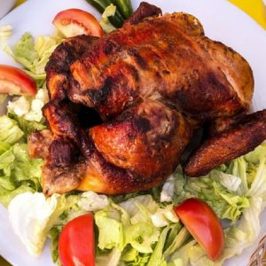 How to Cook a whole Chicken in a Halogen Oven