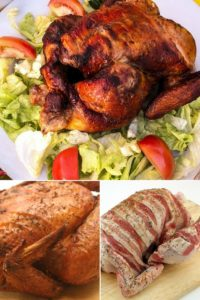 How to Cook a Chicken in a Halogen Oven Roast