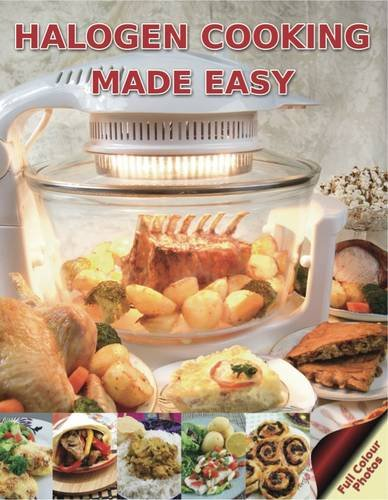 halogen cooking made easy book
