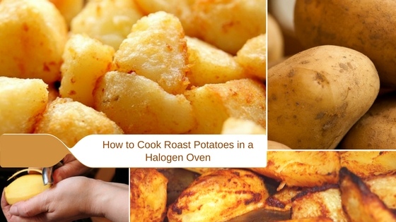 How to Cook Roast Potatoes in a Halogen Oven for Perfect Results You will Love