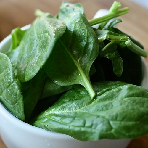 how to cook spinach leaves easily