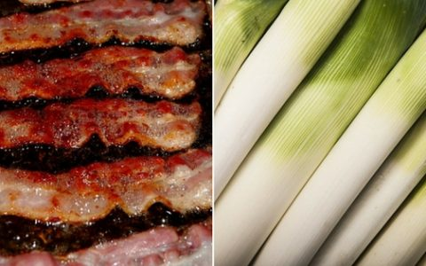 How to Make a Tasty Bacon and Leek Risotto