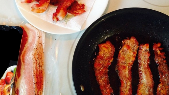 How to cook perfect bacon uk