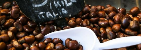 How to Roast Chestnuts Without Losing Your Eye!