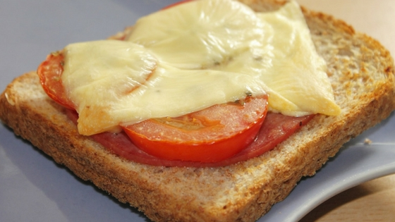 How to Make Cheese on Toast