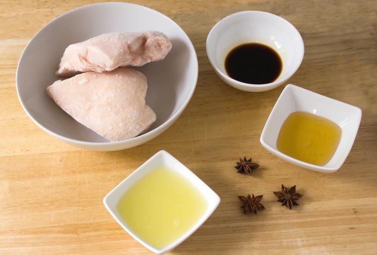 Honey Glazed Chicken Recipe Ingredients