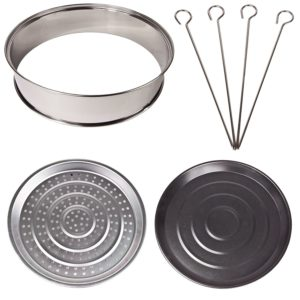 Andrew James Halogen Oven Accessories Set of 4