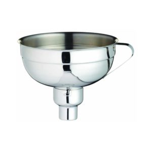 Stainless Steel Adjustable Jam Funnel